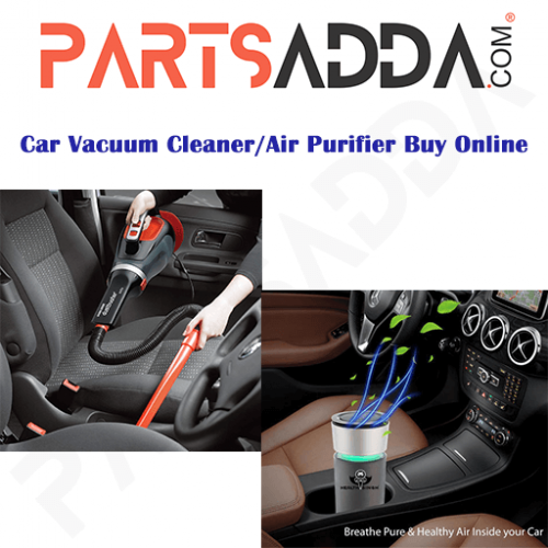 Car Vacuum/Air Purifier