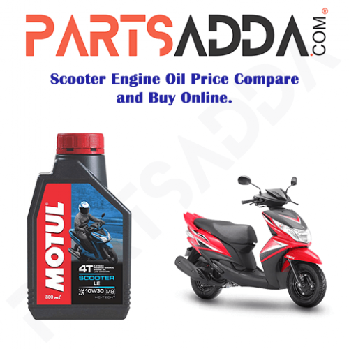 Scooter Engine Oil