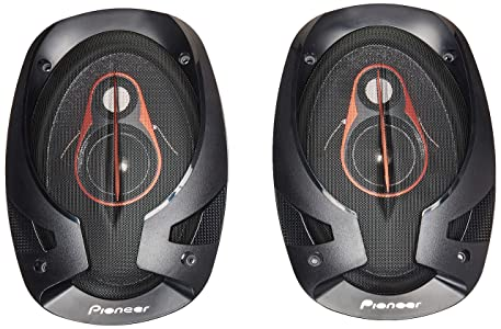 Pioneer 3 Way Coaxial Car Speaker (TS-R6951S)