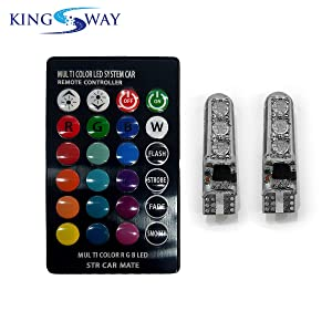 Kingsway Car Parking LED Bulb with IR Remote Price Compare