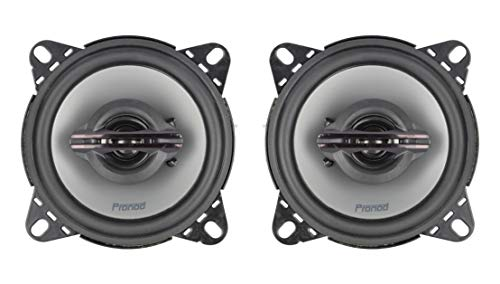 PRONOD PD-4 Coaxial Car Speakers 4 inch (280 Watt)